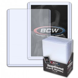 BCW 35PT Topload Card Holder