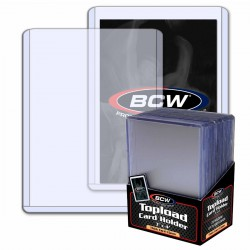 BCW 59PT Topload Card Holder