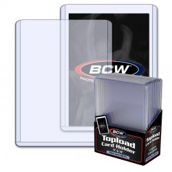 BCW 138PT Topload Card Holder
