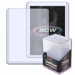 BCW 197PT Topload Card Holder