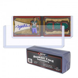 BCW Booklet Card Topload...