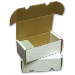 BCW 400 Count Storage Box