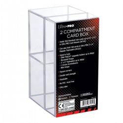UP 2-Piece Clear Card Box...