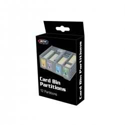 BCW Card Bin Partitions (12...