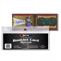 BCW Booklet Card Sleeves...