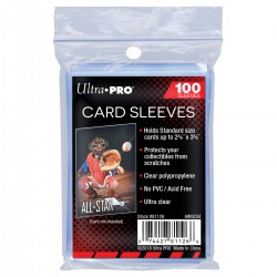 UP Soft Card Sleeves
