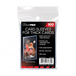 UP Card Sleeves Thick Cards