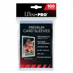 UP Premium Card Sleeves