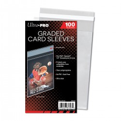 UP Graded Card Sleeves...